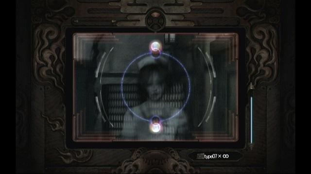 ▲ファインダーの中心に幽霊を捉え続けるとゲージが溜まっていき、霊をのけぞらせたり与えるダメージを上昇させられるシステムなんかもあります。